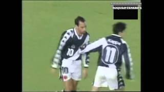 RIVER PLATE 5-VASCO DA GAMA 1-Supercopa 1997-HD