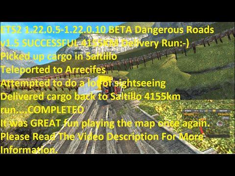Dangerous Roads v1.5