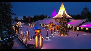 Lapland Tourism In Finland - Finnish Lapland: Rovaniemi, Kemi, Levi, Ylläs, Santa Claus