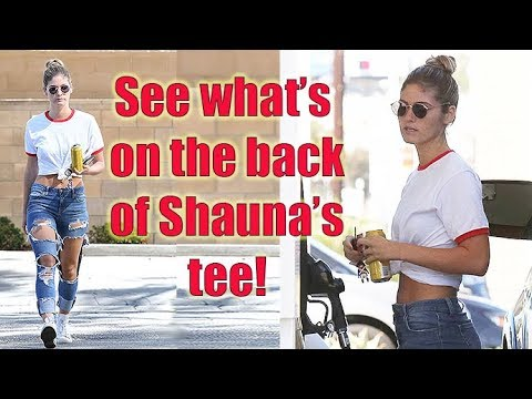 EXCLUSIVE - Is Ben Affleck's Girlfriend Shauna Sexton Sending The Media A Message?