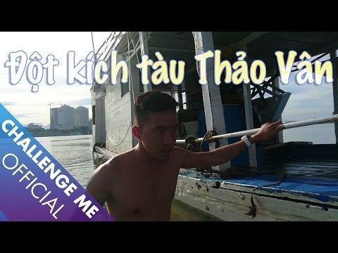 Đột kích tàu ma Thảo Vân trên sông Hàn - Đà Nẵng | Chinh Phục Nhà Ma - Thời lượng: 21:37.