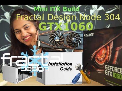 Nvidia mini itx фотография