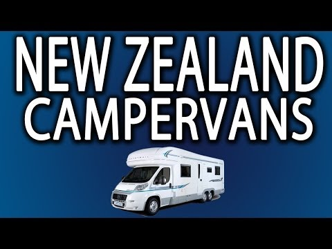Campervan Rentals in New Zealand: Relocation of New Zealand Campers
