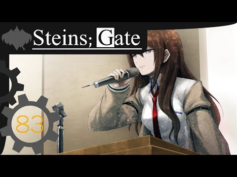 SAUVETAGE - Steins;Gate - Let's Play - 83 -  FR (видео)