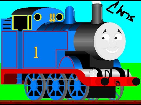 All My Thomas and Friends Drawings