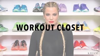 KHLO-C-D: How I Organize My Workout Closet