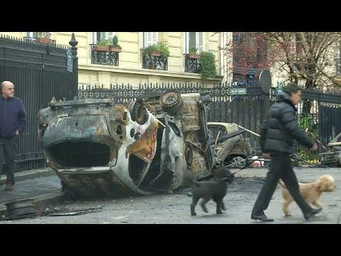 Frankreich: Regierung will nach Eskalation auf Protestierende zugehen