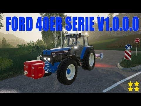 Ford 40er Serie v1.0.0.0