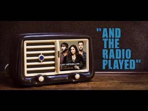 And the Radio Played (Lyric Video)