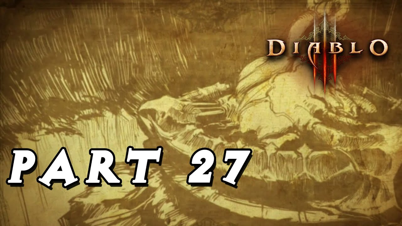 [Let's Play] Diablo 3: UEE – Part 27 – Horrormonster