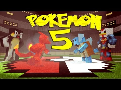 Boss pokemon minecraft pokemon mod let s play pixelmon ep 5