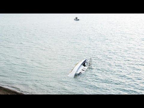 Τουρκία: Επτά νεκροί σε ναυάγιο με μετανάστες στη λίμνη Βαν…