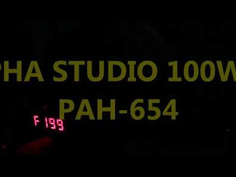 Đèn Par LED COB 100W Warm White dùng pha nền chụp hình Studio