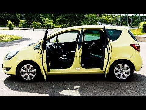 2014 Opel Meriva B 1.6 CDTI – Fahrbericht der Probefahrt / car review / test drive (German)