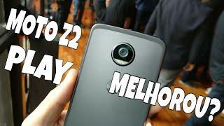 """Será que o Moto Z2 Play é uma evolução ou regressão comparando com o Moto Z Play? Confiram nosso review completo do Moto Z2 Play e confiram se realmente ele é tão melhor como a Motorola diz.Que tal seguir esse canal? Você não vai se arrepender.https://goo.gl/0OfhekNão esqueça de habilitar o """"sininho"""" para ser avisado de novos vídeosPortal Tekimobile.com - http://www.tekimobile.comINSTAGRAM - https://www.instagram.com/andre_tekimobileFACEBOOK - http://www.fb.com/blogtekimobileTWITTER - http://twitter.com/tekimobileCaso tenha interesse em divulgar sua marcar ou produto, envie produtos interessantes para review. Envie um e-mail para andre@tekimobile.com para mais detalhesSe você realmente gostou do vídeo, vale MUITO a pena se inscrever no canal para receber novos vídeos sobre smartphones e tecnologia.Abraços!"""