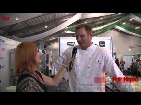 TV Gastro&Hotel: Veletrh FOR GASTRO & HOTEL v Letňanech