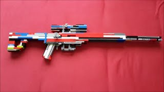 Download Lagu Lego Sniper rifle v7 instruction Mp3