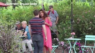 "Video Priyanka Chopra Wardrobe Malfunction With Adam Devine While Shooting ""Isn't it Romantic"" In NYC MP3, 3GP, MP4, WEBM, AVI, FLV November 2017"