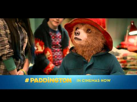 Paddington (UK TV Spot 'Late Late Toy Show')