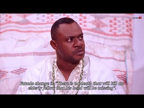 Ofin Ilu Wa Latest Yoruba Movie 2018 Drama Starring Odunlade Adekola | Bukky Wright | Ibrahim Chatta