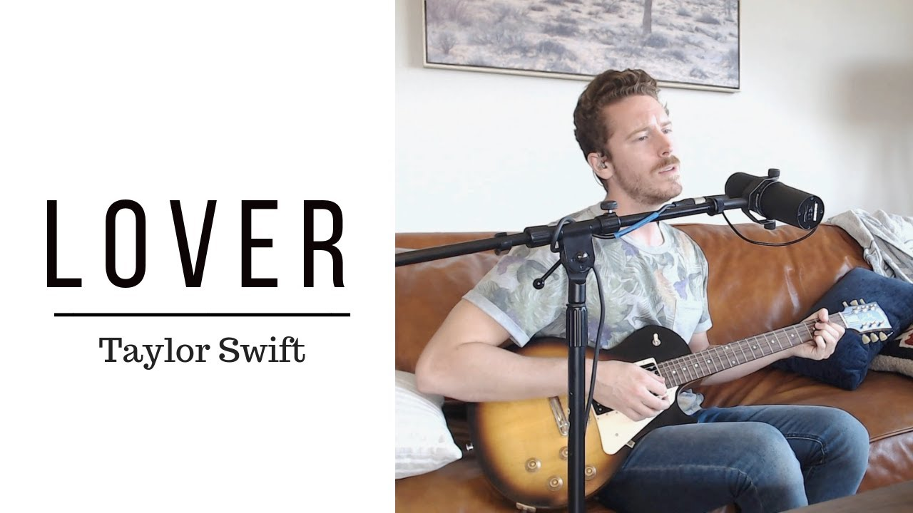 Lover – Taylor Swift // Electric Guitar Cover by Logan Hill