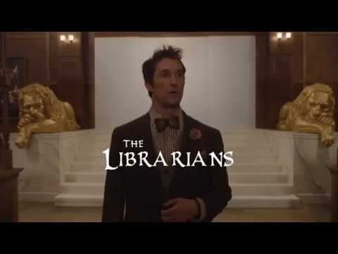 The Librarians Season 1 Gag Reel