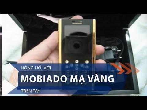 Nóng hổi với Mobiado mạ vàng trên tay | VTC1 - Thời lượng: 6 phút, 52 giây.