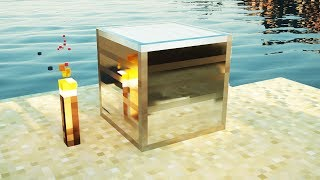 Minecraft looks like REAL LIFE with Ray Tracing Shaders
