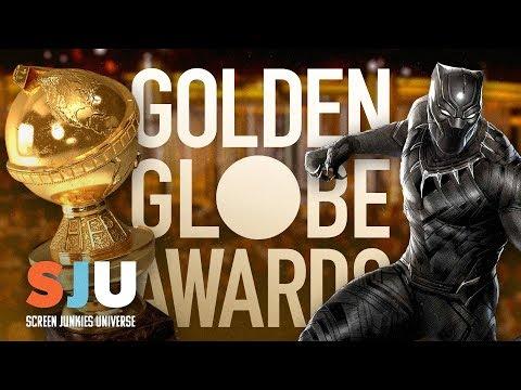 Black Panther Best Picture! Golden Globe Nominations 2018! - SJU