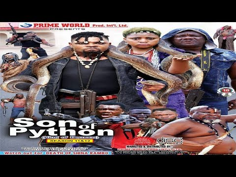 SON OF PYTHON SEASON 12 - LATEST NOLLYWOOD TRENDING ACTION MOVIES