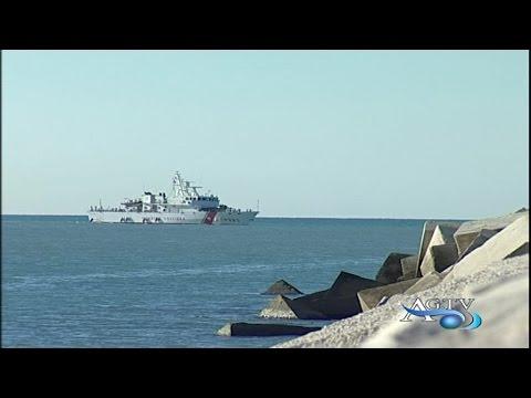 Porto Empedocle arrivati 283 migranti
