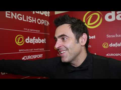 O'Sullivan Storms To 29th Ranking Title (видео)