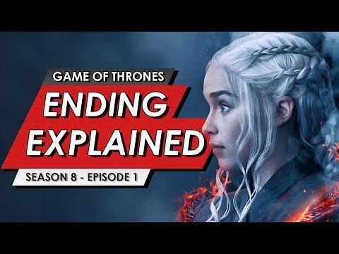 Game Of Thrones: Season 8: Episode 1: Premiere: Ending Explained + Story Recap | GOT
