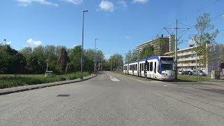 Delfgauw Netherlands  city photos : Veolia buslijn 37 Den Haag Leyenburg - Delfgauw | versneld