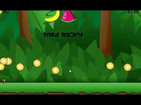 Video of Ricky Monkey Runner Free