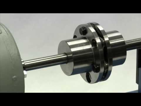 Lovejoy SU Style Disc Coupling Installation Instructions thumbnail
