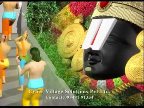 Video Srinivasa Govinda 3 -Sri Venkatesam Sri Srinivasam Manasa Smarami  3D Animation Vishnu Bhajan Songs download in MP3, 3GP, MP4, WEBM, AVI, FLV January 2017