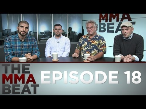 The MMA Beat – Episode No. 18