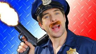 HOW TO BE A COP!