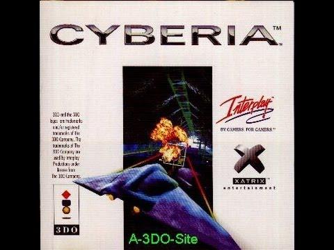 Cyberia 3DO