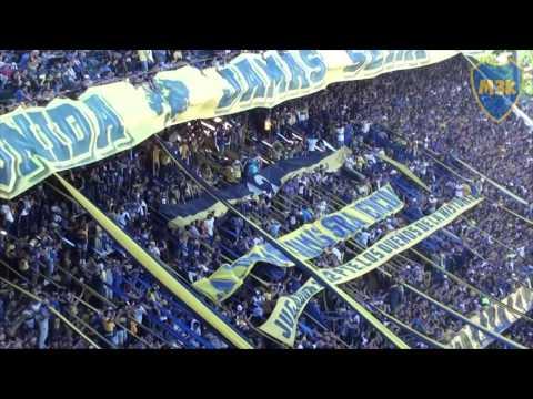 Boca Temperley 2016 / Gol de Bou - La 12 - Boca Juniors