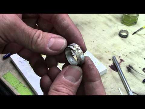 Making my wedding ring