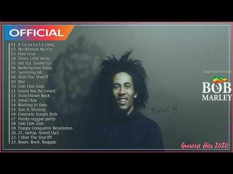 Bob Marley Very Best Songs Nonstop Playlist - Bob Marley Greatest Hits Full Album