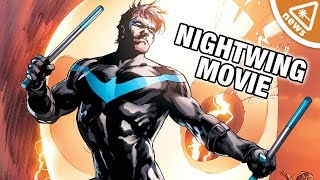 Have Fans Figured Out Who Is Playing Nightwing? (Nerdist News w/ Amy Vorpahl)