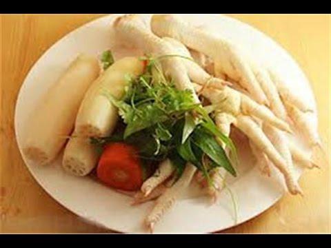 Học cách làm chân gà hấp rau răm ngon đúng chuẩn nhà hàng