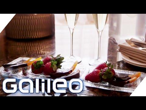 7-Sterne Hotel - Welcher Luxus erwartet uns dort? | Galileo | ProSieben