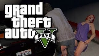 GTA 5 Funny Gameplay Moments! #3 - Skyfall Glitches And Bugatti Sex! (Grand Theft Auto V Gameplay)