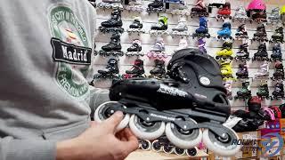 Ролики Rollerblade twister 80 обзор