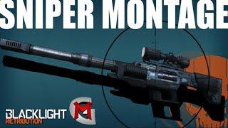 Sniper Montage - Blacklight Retribution - MarcusGarlick