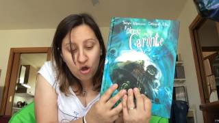 Nuova Grapich Novel letta..   La mia email: laventu77@gmail.com Il piccolo Caronte: http://amzn.to/2rcEsSu.
